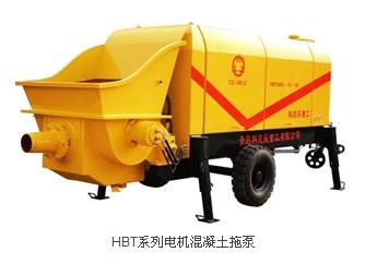 青岛哪有混凝土拖泵青岛混凝土拖泵山东混凝土拖泵