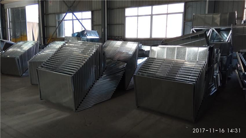 风管厂-厦门银昌贸易专业生产矩形风管