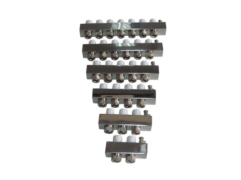 定制不銹鋼分水器-重興不銹鋼有限公司提供質量硬的不銹鋼分水器