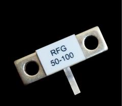 德平电子热销rfg-100w-50ω高频法兰终端负载电阻