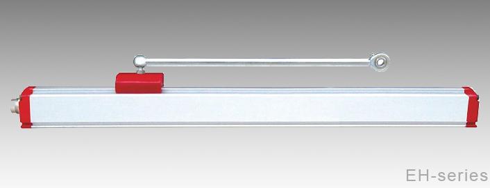 renywell拉桿式定位磁鐵磁致伸縮位移傳感器