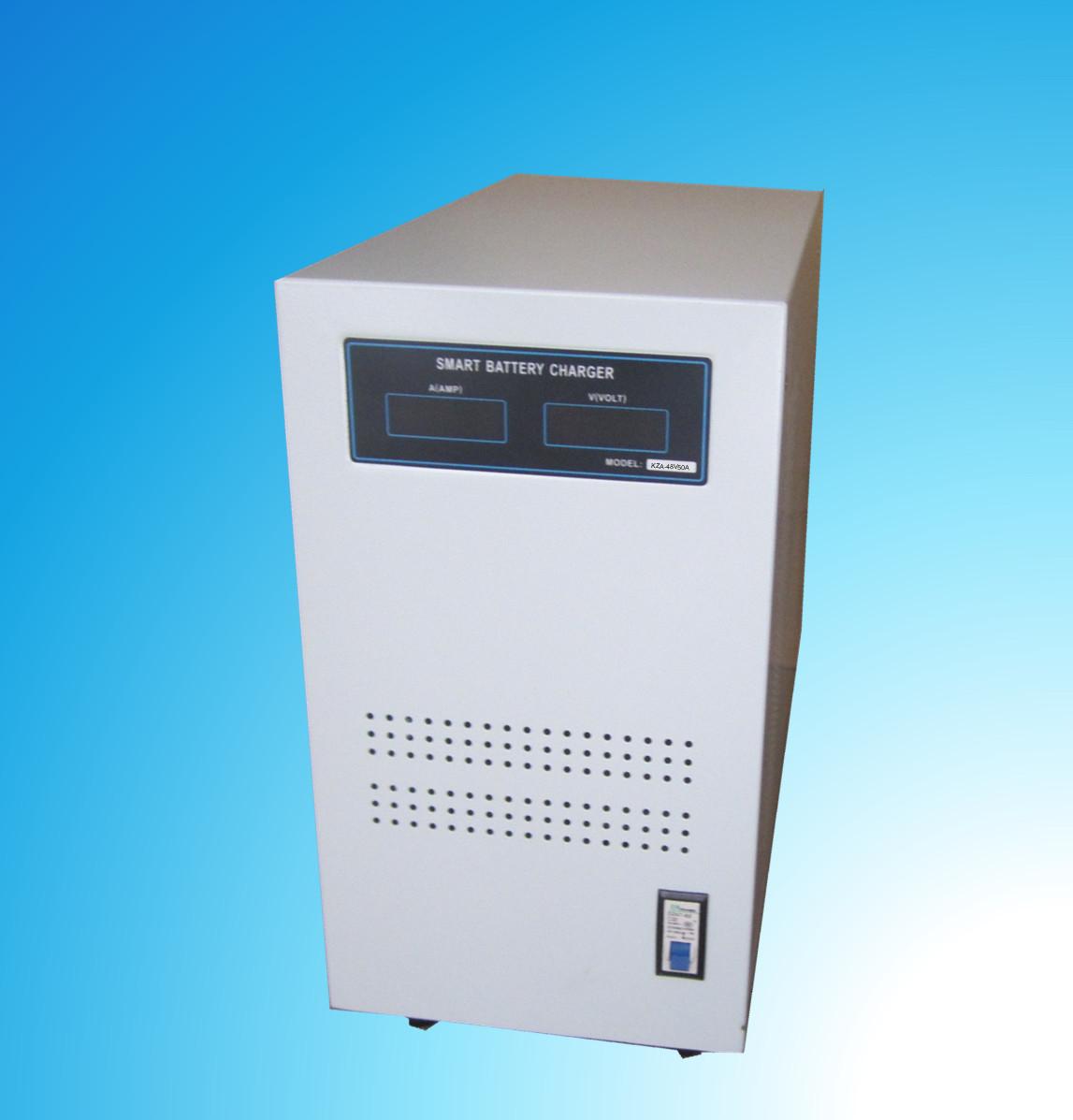 生產銷售智能型充電兩用電源kza-72v30a
