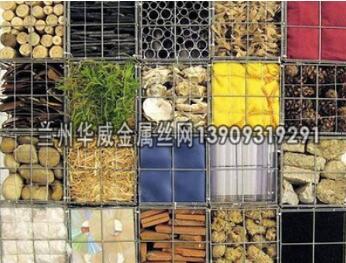 白銀石籠網_蘭州華威金屬絲網提供蘭州地區好用的石籠網