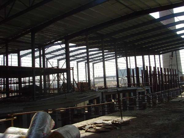 优良的钢结构提供商,当选河北瑞银金属制品-长治高层钢结构