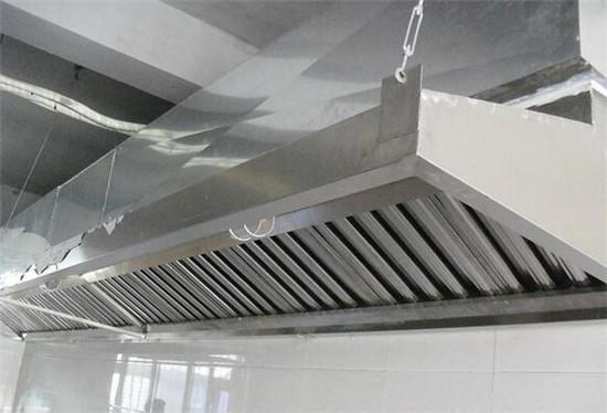 寧夏通風管道批發價格 飯店廚房排煙系統