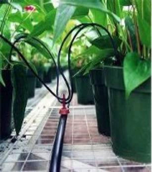 直滴箭滴箭系统花卉滴灌专用
