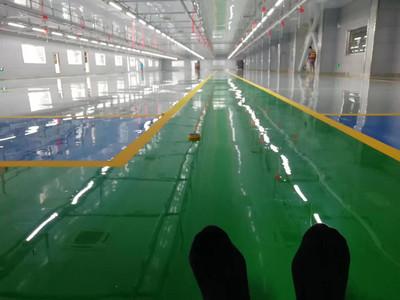 環氧地坪施工驗收規范廣西南寧環氧地坪漆價格晨陽水漆廠家品質