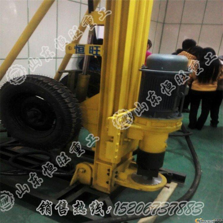 小型气动钻机价格 家用气动钻机效率 气动钻机厂家