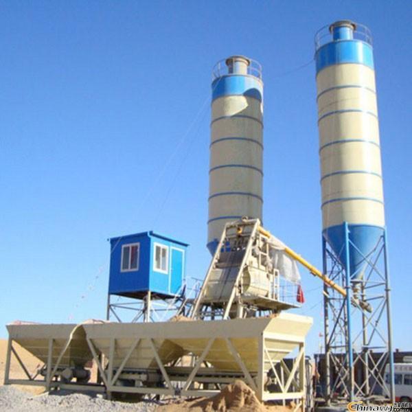 在農村建一套小型混凝土攪拌站需要投資多少錢