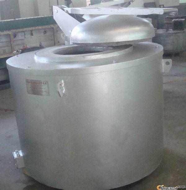 厂家直销铝合金融化保温炉 250公斤电炉厂家直销