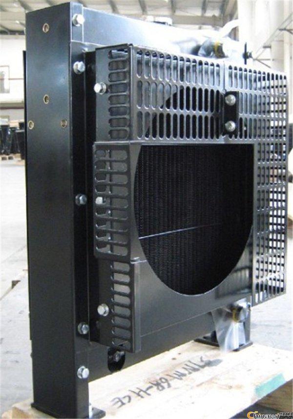 义乌水泥车散热器哪家便宜-瓦克动力科技
