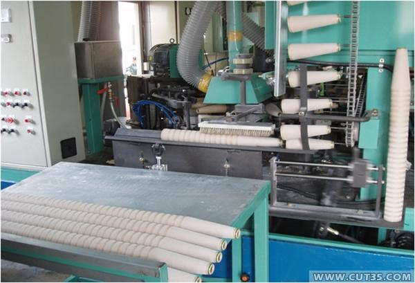 供应PAPER CONE FINISHING FLOCKING MACHINE