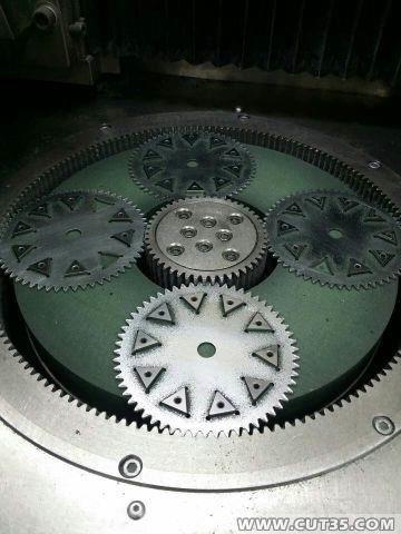 供應優質硬質合金刀頭彈性輪拋光盤