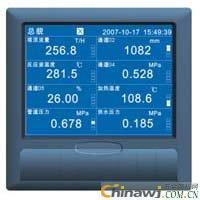 上润WP-R301C 蓝屏无纸记录仪 上润,智能,仪表,香港上润,精密,仪器