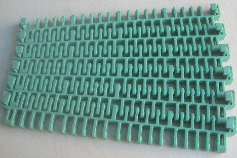 塑料網帶 38.1節距轉彎網帶 模塊網帶