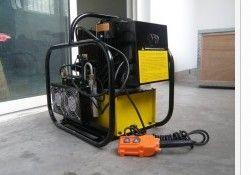 PHTW-P-2型液壓泵液壓泵液壓扳手專用泵電動泵液壓扳手與液壓泵的連接方式