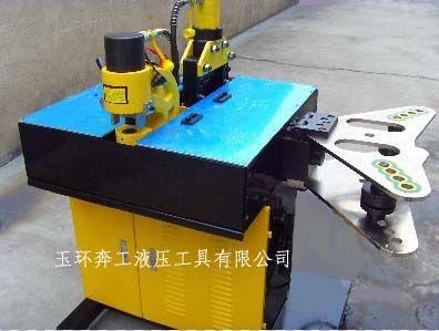 YHD-401B四合一母线加工机