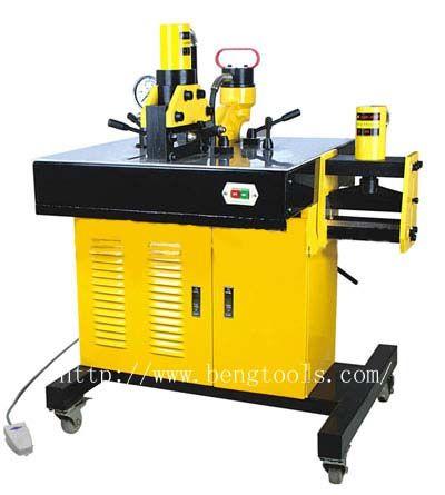 DHY-150B多功位母线加工机