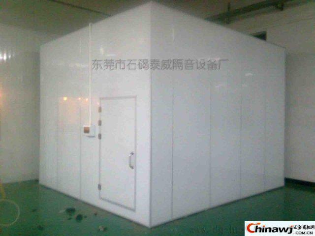 东莞消声室