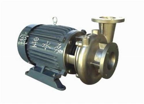 不锈钢涡流式同轴抽水泵