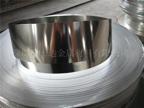 供應不銹鋼DF噴砂鋼帶 規格 0.1-2.0