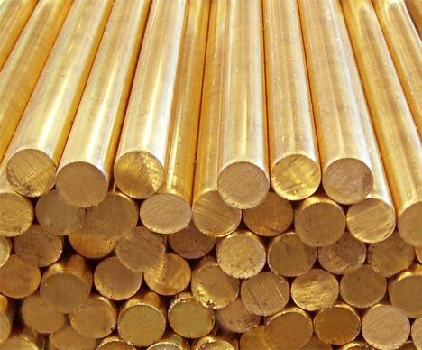 供应CuZn40黄铜板C27400黄铜棒C2720铜合金 可零售