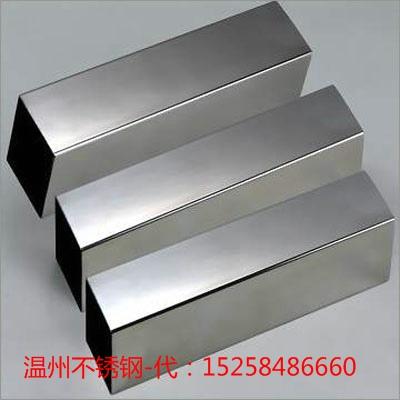 福建正泰-專業制造不銹鋼方管 矩形管廠家