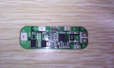 3串锂电池保护板