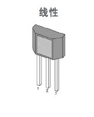 供应德国MagnTek MT4517不可编程线性霍尔
