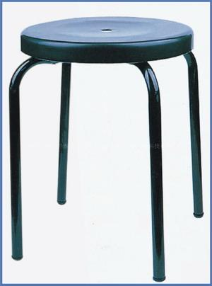 防静电四角圆椅