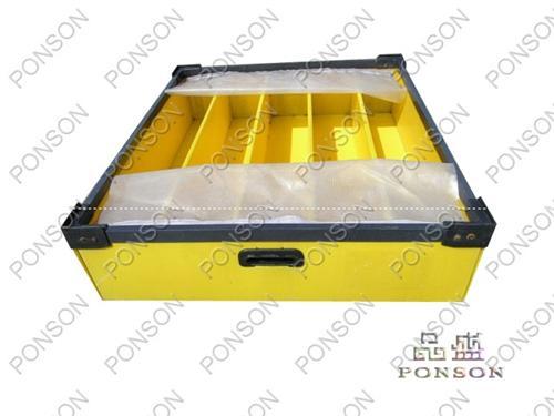 中空板隔板周轉箱 防靜電隔板周轉箱 防靜電隔板