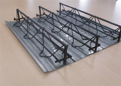 鋼筋桁架樓承板桁架樓承板施工