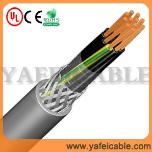 高柔性拖链屏蔽电缆 高柔性拖链屏蔽电缆