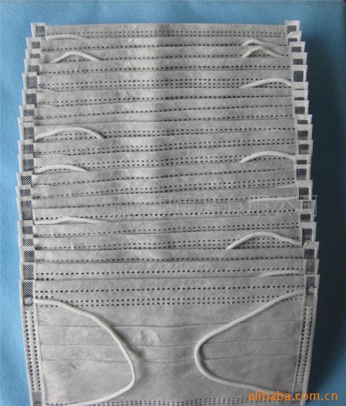 活性炭無紡布口罩 四層活性炭口罩廠家