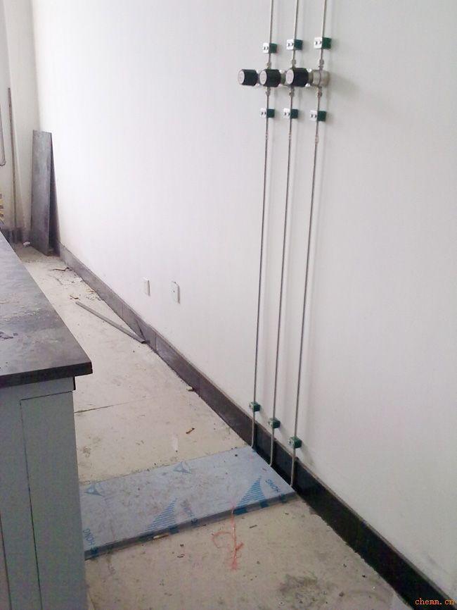 實驗室氣路改造、