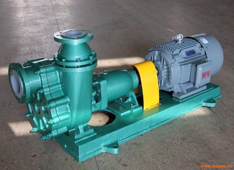 供应FZB氟塑料自吸泵