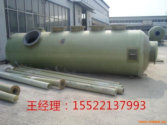張家口玻璃鋼鍋爐脫硫塔鍋爐除塵器酸氣凈化設備脫硫除塵設備