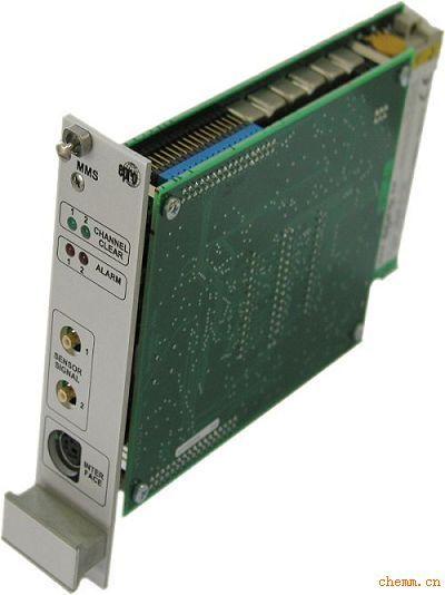 双通道瓦振测量模块 MMS6120
