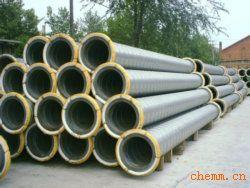鍍鋅螺旋瓦斯抽放管 鋼塑復合管