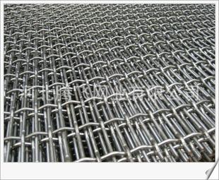大量銷售 編織網 礦篩網 鋼絲編織礦篩網定做