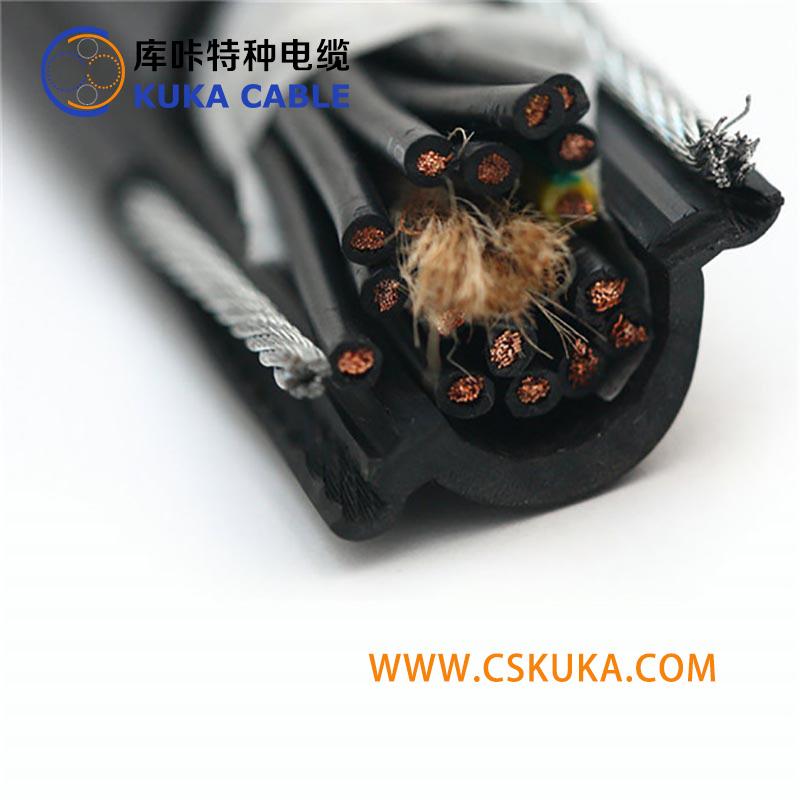 上海库咔行车起重随性控制电缆