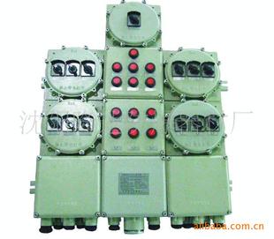 防爆照明(动力)配电箱(IIB、IIC)