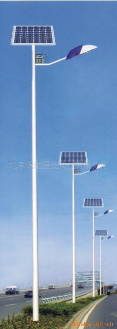 LED太陽能路燈(圖)