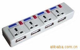 4Ports磁带USBHUB