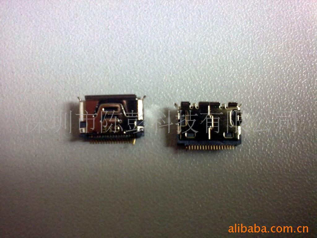 KG90手机连接器母座尾插