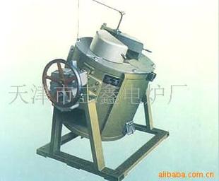RRQ倾斜式电阻熔化炉/熔铝电炉