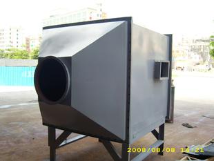 废气处理-活性碳吸附塔