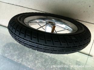 10寸12寸儿童自行车环保轮胎