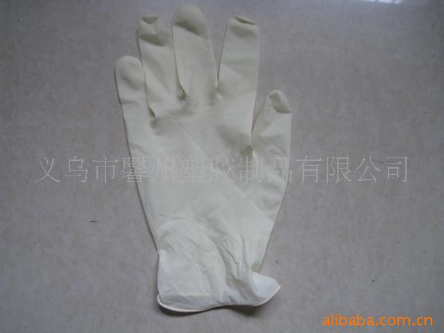 {無毒無味}一次性乳膠手套,家用乳膠及工業手套