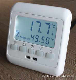 雙顯液晶房間電子溫控器BYC08A.N2